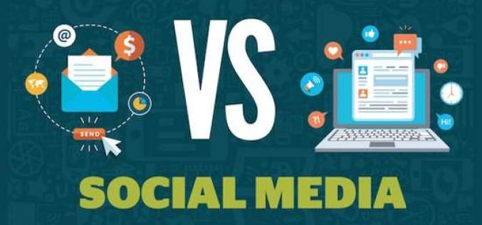 5 cách kết hợp email và social media marketing
