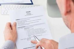 Cách viết một CV hoàn hảo cần tránh 5 lỗi cơ bản