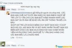 Chiêu cướp khách trên Facebook
